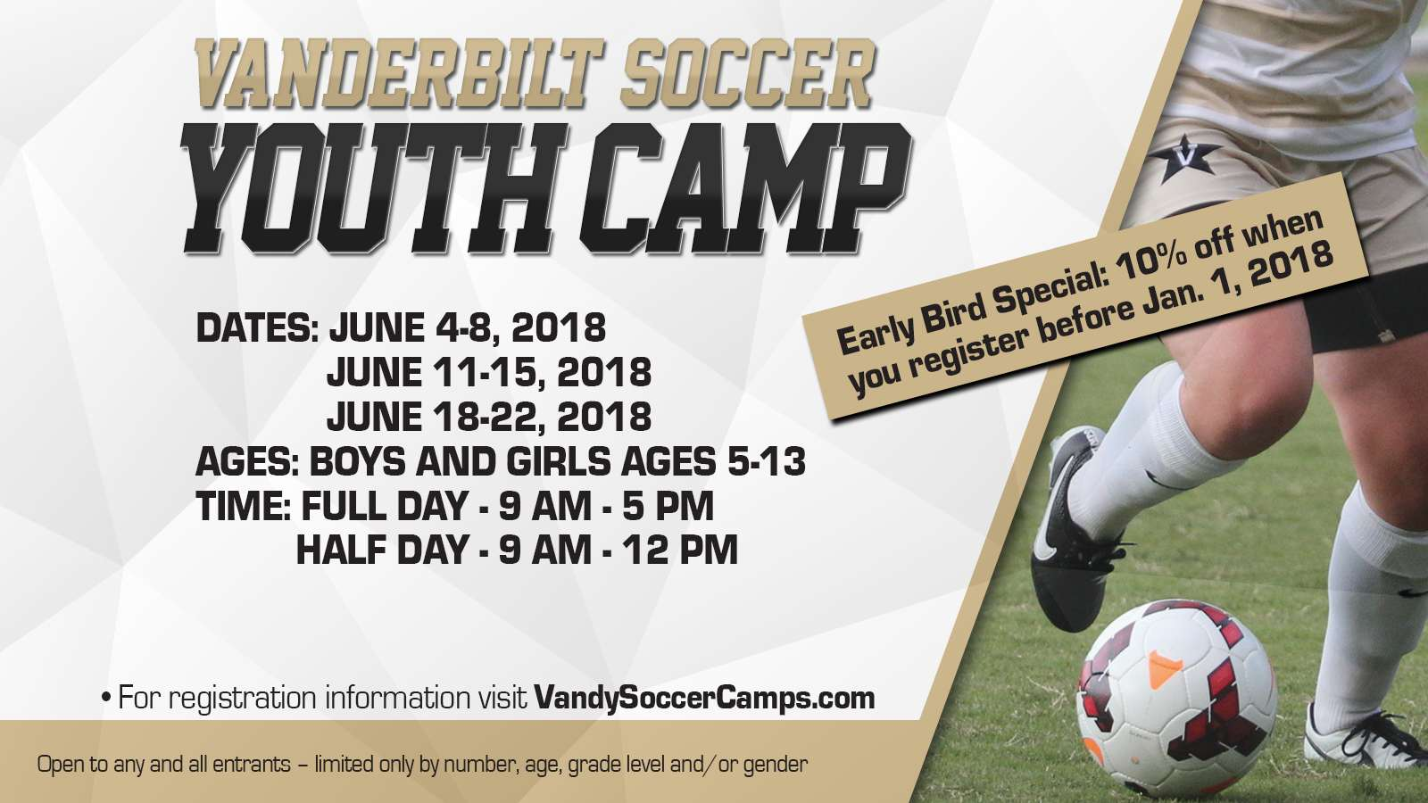2018 Soccer Camp1 - Youth Camp