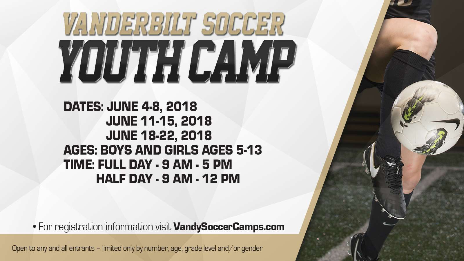 2018 Soccer Camp1 - Youth Camp2